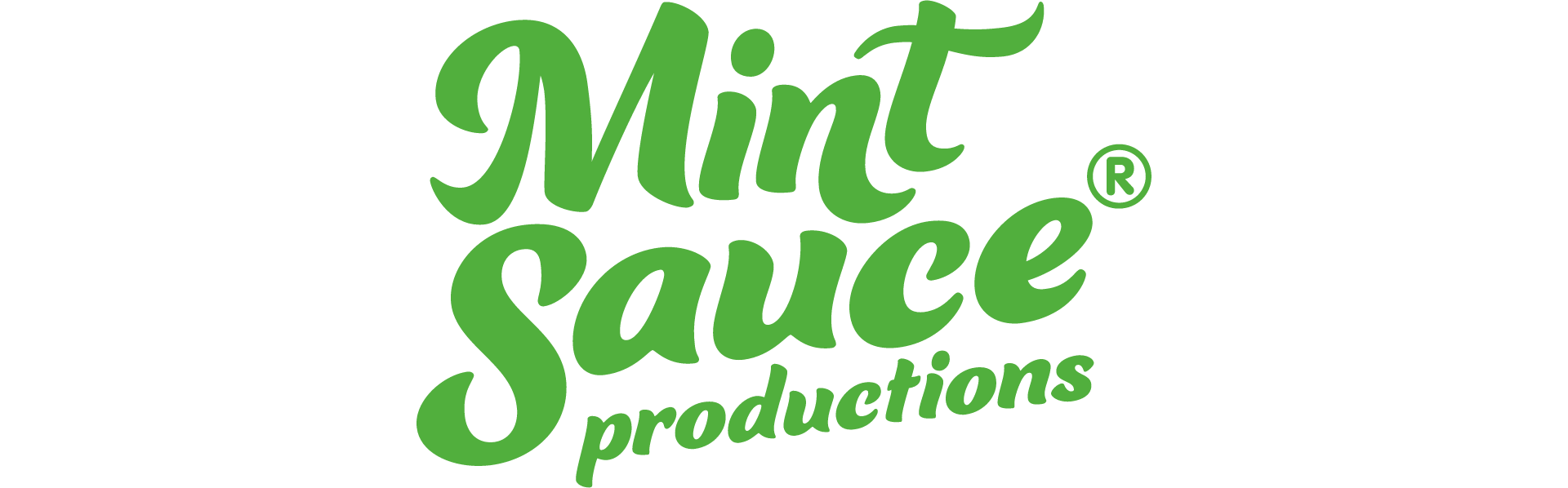 Mint Sauce Productions Logo Design By Louise Russell Design