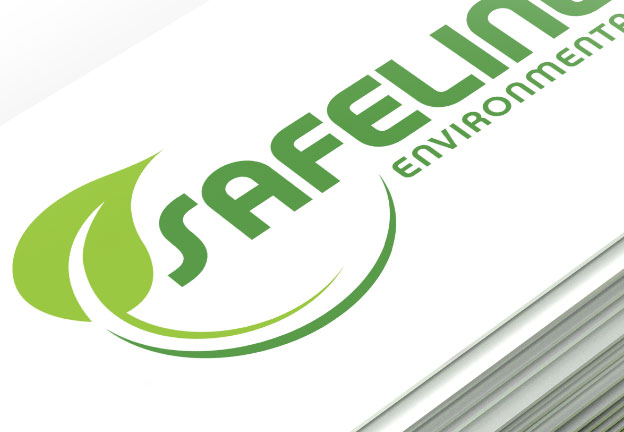 Safeline Environmental Branding By Louise Russell Design