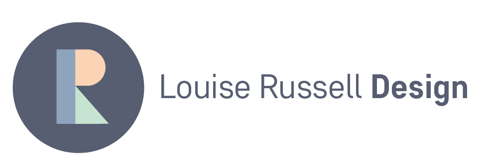 Louise Russell Design Logo